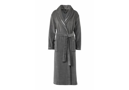 Vandyck AVANTGARDE bathrobe Steel Gray-426