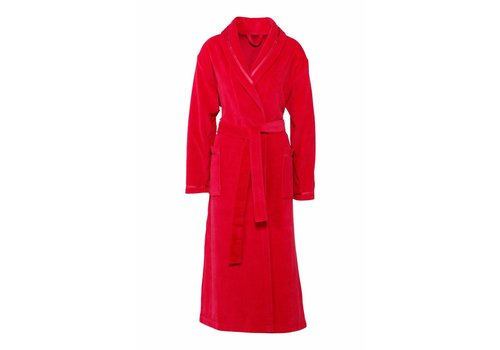 Vandyck AVANTGARDE bathrobe Cherry-151