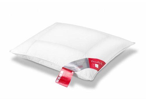Vandyck Hoofdkussen PURE NATURE (comfort / rood label)