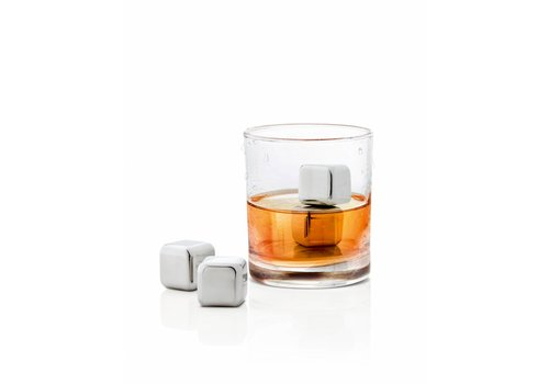 BLOMUS LOUNGE ice cubes set / 4 (gloss)