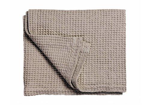 Vandyck Quilt blanket wafer HOME 71 Sand (sand)