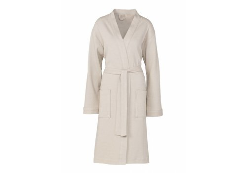 Vandyck HAVANNA bathrobe Stone-169