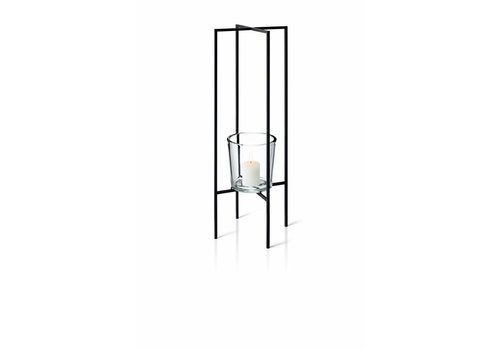 BLOMUS NERO candlestick standing 80 cm (1 candle)