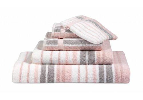 Vandyck Handdoek ONTARIO Light Pink-008