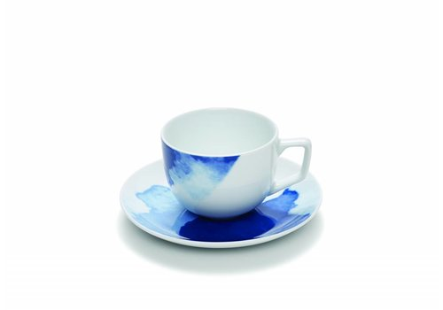 S&P CUMULUS cup and saucer 220 ml (set / 4)