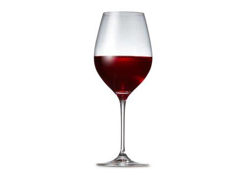 S&P CUVEE rode wijnglas (set/6)