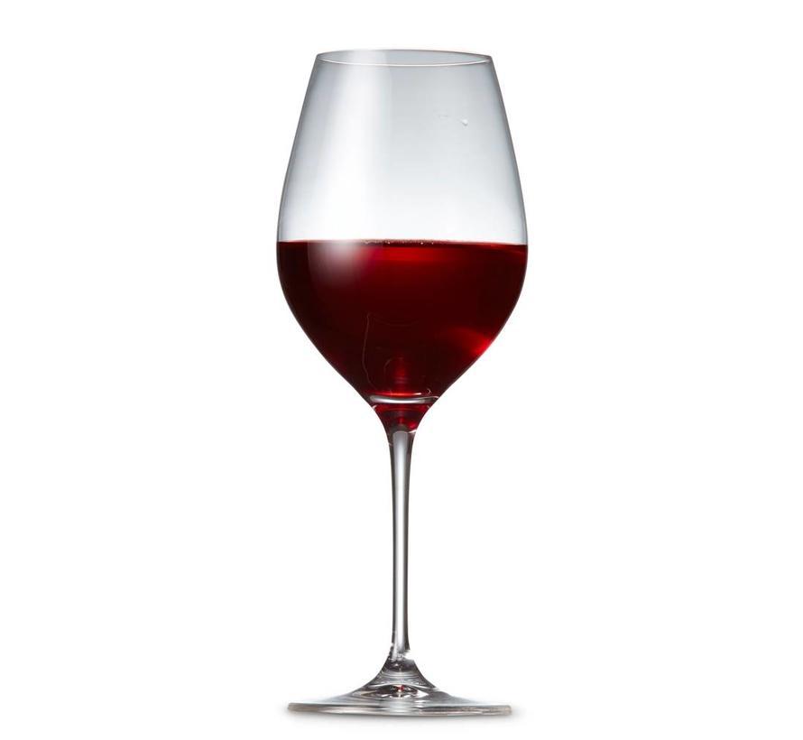 CUVEE rode wijnglas (set/6) SP30960