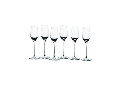 S&P CUVEE port / liquor glass (set / 6)