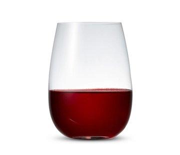 S&P CUVEE wijnglas zonder voet (set/6)