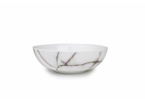 S&P MARBLE soup bowl 18cm Set / 4