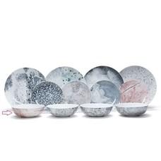 S&P MASONRY Soup bowl 18 cm (set / 4)