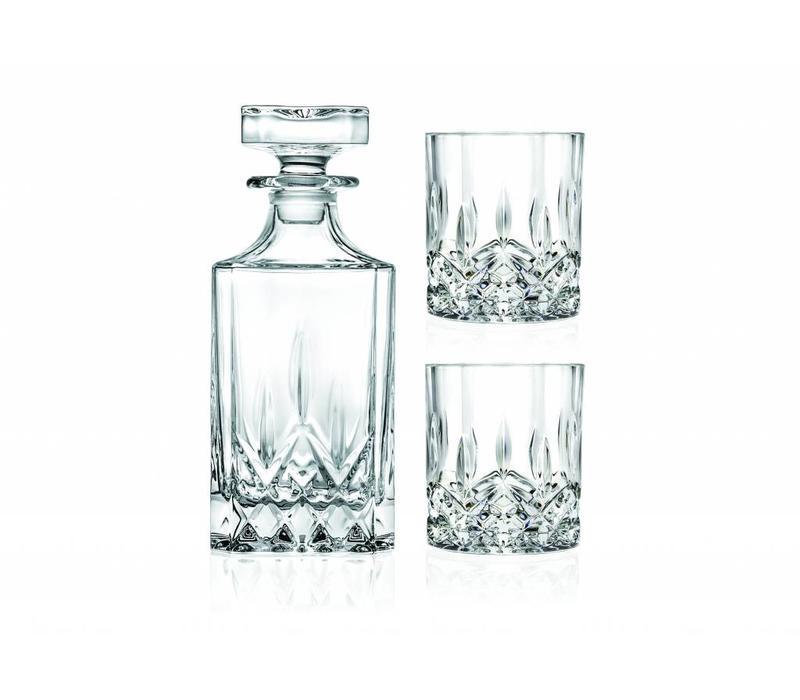 BAR whiskey set (3 parts) 852900