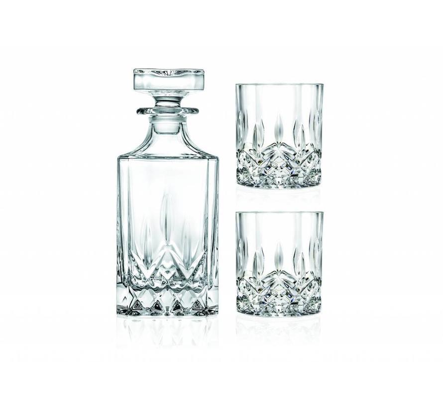 BAR whisky set (3-delig) 852900