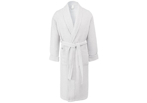 Aquanova Bathrobe Viggo White-43