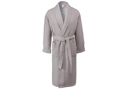 Aquanova Bathrobe Viggo Greige-93