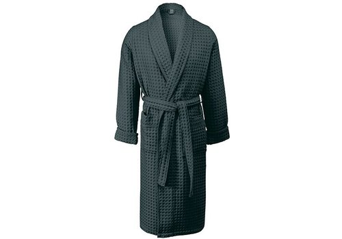 Aquanova Bathrobe Viggo Dark Gray-98