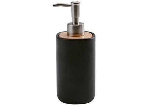 Aquanova Soap dispenser Oscar Black-09