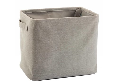 Aquanova Storage basket Tur Steel Gray-97 (medium)
