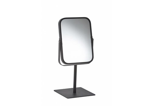 Aquanova Cosmetic mirror MOON Black-09