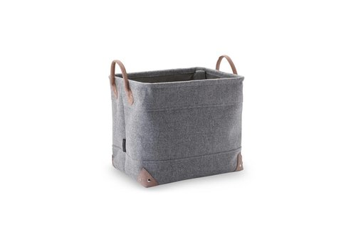 Aquanova Storage Basket LUBIN Silver Grey-95 (Medium)