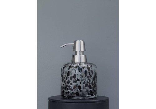 Aquanova Soap dispenser FYRA Black-09