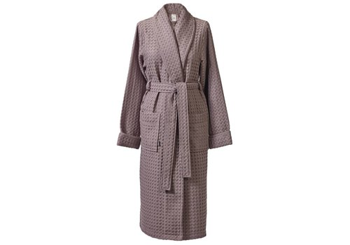 Aquanova Bathrobe Mauve Mauve 84
