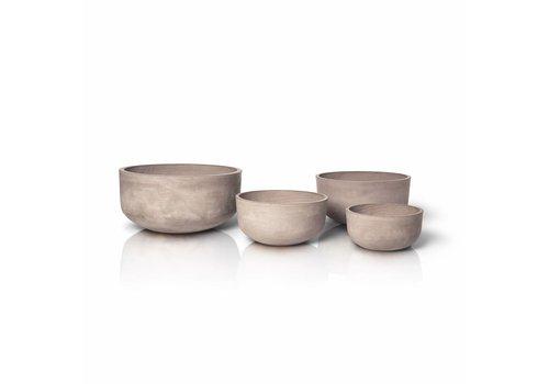 BLOMUS PLANTA plantenbakken (terracotta) set/4