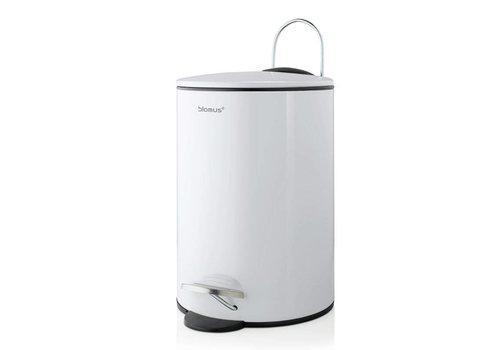 BLOMUS TUBO pedal bucket White (3 liters)