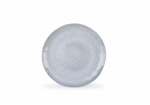 S&P ARTISAN assiette plate 27,5 cm (bleu) set / 4