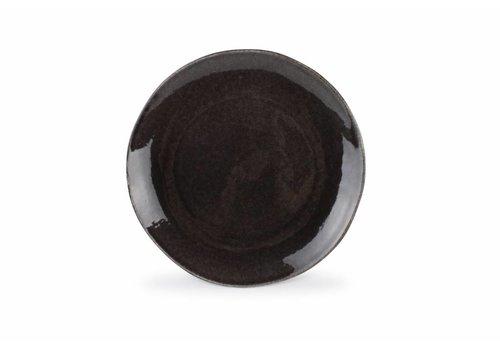 S&P ARTISAN plat bord 26,5 cm (zwart) set/4