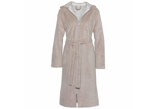 Vandyck DUCHESS bathrobe Sand-048