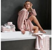 Vandyck DUCHESS bathrobe Sepia Pink-144