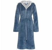 Vandyck DUCHESS bathrobe China Blue-406