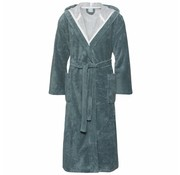 Vandyck CARDIFF bathrobe Sea Green-187