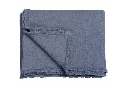 Vandyck PURE 08 bedspread / pillowcase Faded Denim (cotton)