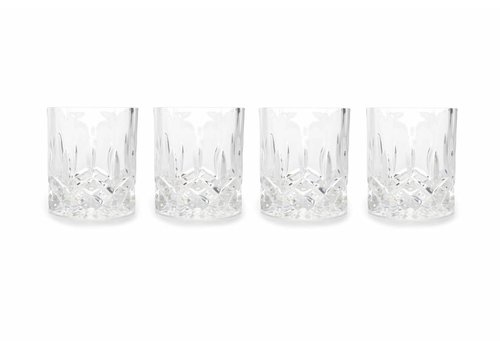 S&P Whisky glazen BAR DUEL (set/4)