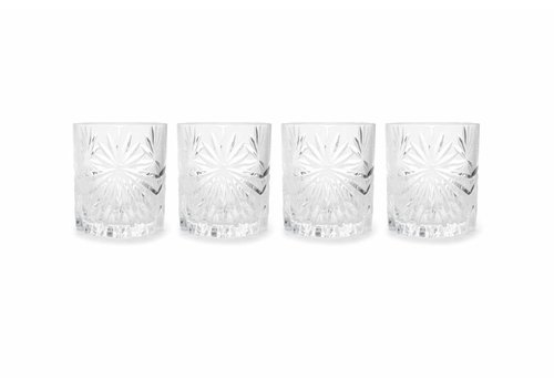 S&P Whisky glazen BAR MIRAGE (set/4)