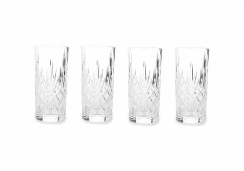 S&P Longdrink glasses BAR ECHO (set/4)