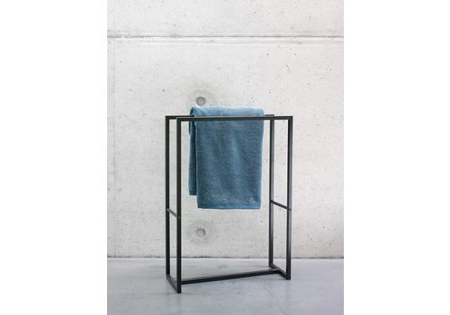 Aquanova Towel rack ARAN 50 cm Black-09