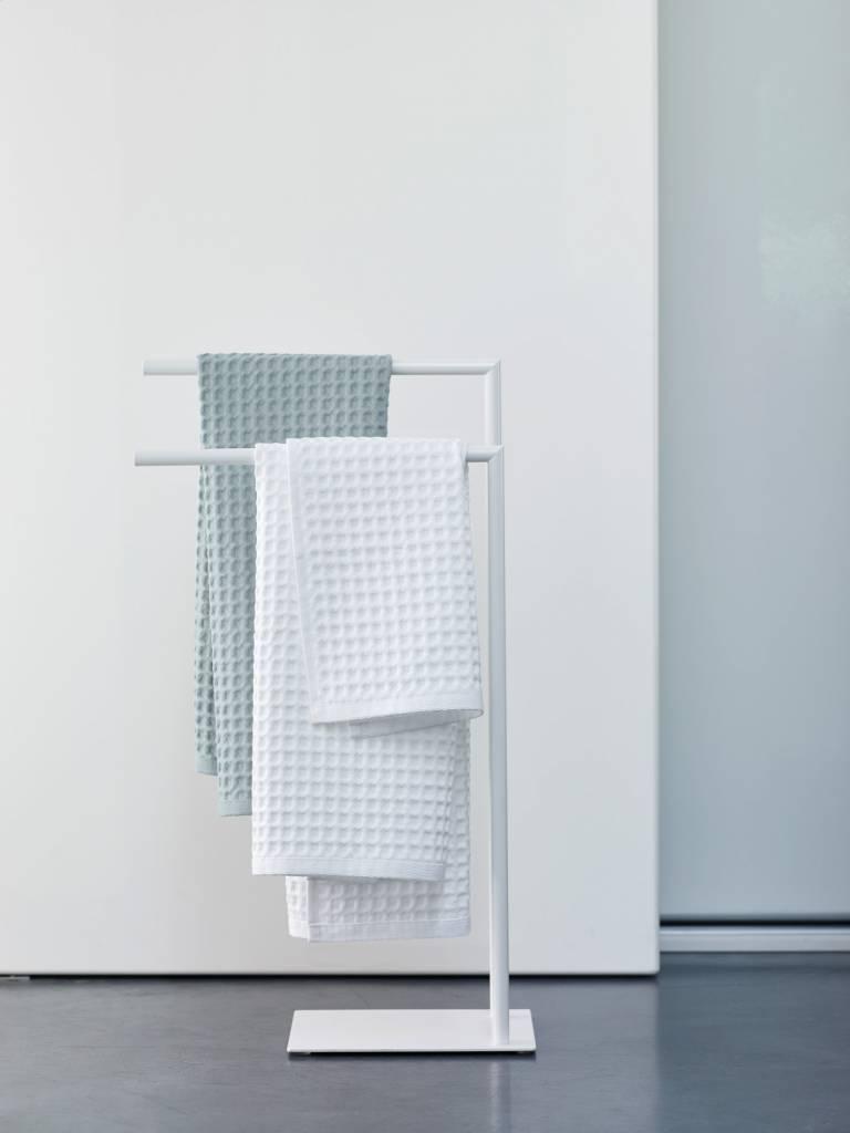 AQUANOVA towel rack EPIC 43 cm (height 81 cm) white - Bath & Living