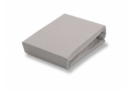 Vandyck Fitted sheet Cool Gray-211 (jersey supreme)