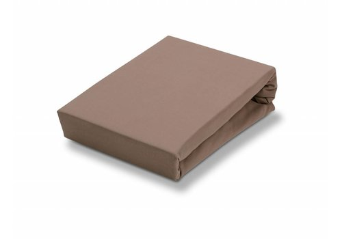 Vandyck Fitted sheet Sand-048 (jersey supreme)