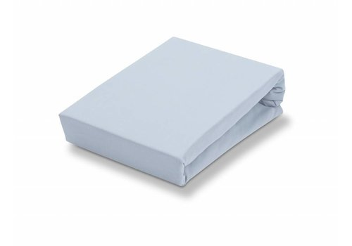 Vandyck Fitted sheet Blue-006 (jersey supreme)
