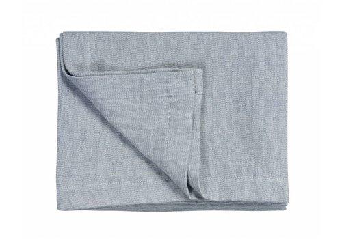 Vandyck PURE 11 bedspread / pillowcase Faded Denim-184 (cotton / linen)