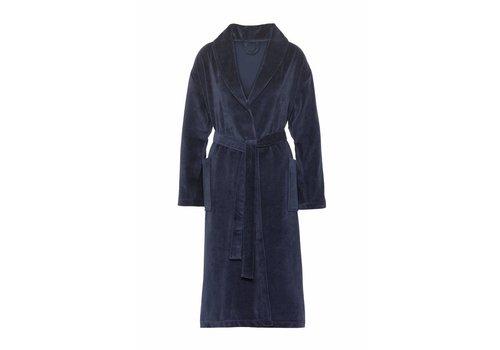 Vandyck ELEGANCE bathrobe Navy-036