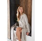 Vandyck ELEGANCE bathrobe Stone-169