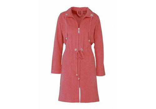 Vandyck VOGUE bathrobe Faded Pink-140