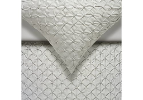 Vandyck HOME 77 duvet cover 200x220 cm Cool Gray-211 (satin cotton)