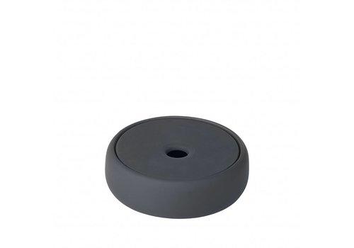 BLOMUS Opbergbox / zeepschaal SONO Magnet (donkergrijs)
