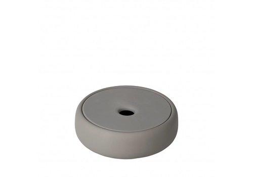 BLOMUS Opbergbox / zeepschaal SONO Satellite (taupe)